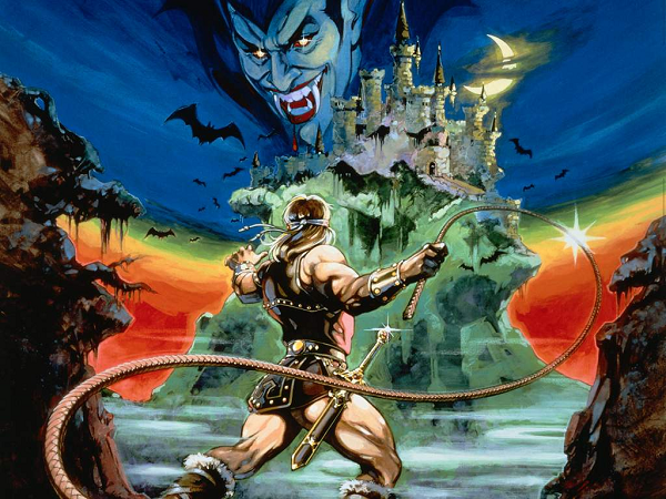 Legendary Game Series Castlevania Is Heading To Netflix