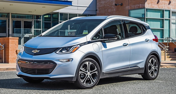 GM Adds Over 100 Chevy Bolt Vehicles To L.A Maven Fleet