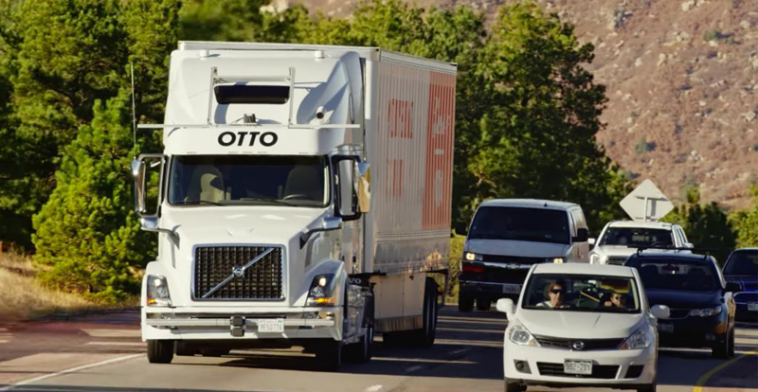 Otto Could Cause More Trouble For Uber In California