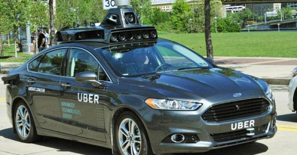 Uber Works With California DMV In Getting Self-Driving Test Permit