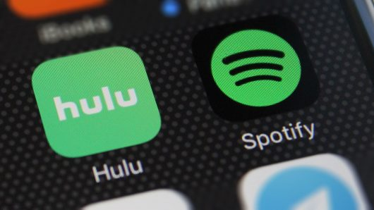 Hulu and Spotify Team Up For Non-Student Bundle