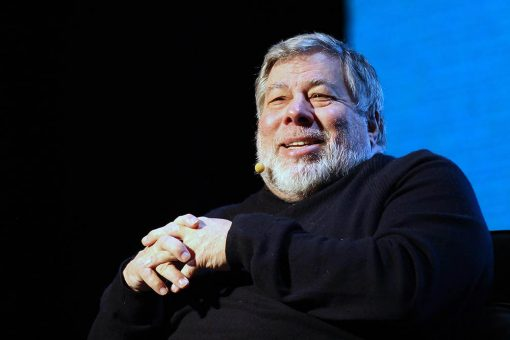 Steve Wozniak Deactivates His Facebook Account