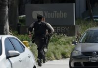 Developing: Shooting at YouTube Offices in San Bruno