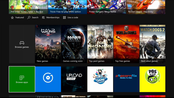 Xbox One Allows For Game Gifting From Microsoft Store