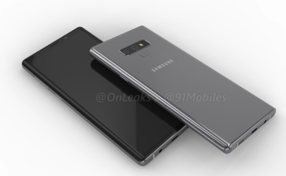 Samsung Galaxy Note 9 Announcement August 9th