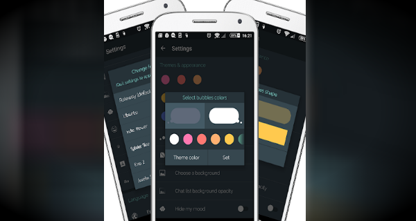 Review: Mood Messenger