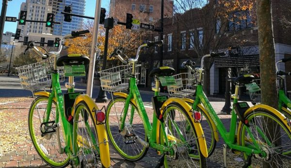 Business Picks Up For Lime and Bike-Scooter Share Companies