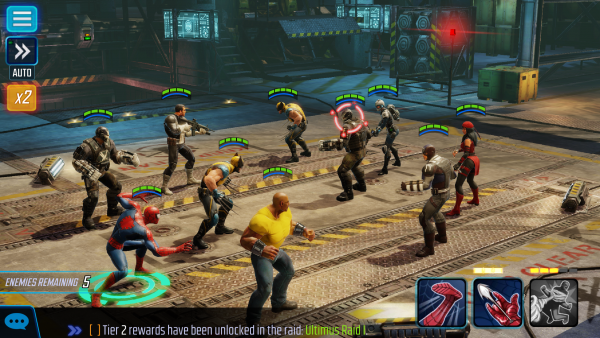 Review: MARVEL Strike Force